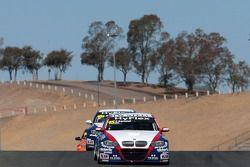 Tom Coronel, BMW 320 TC, ROAL Motorsport voor Alberto Cerqui, BMW 320 TC, ROAL Motorsport
