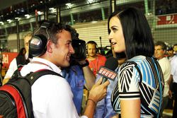 Will Buxton, Speed TV con Katy Perry