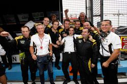 Dams team viert 2012 GP2 Series teams titel