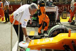 Dr. Vijay Mallya, dueño de Sahara Force India F1 Team