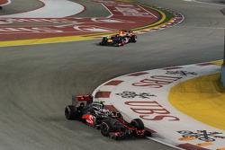 Lewis Hamilton, McLaren y Sebastian Vettel, Red Bull Racing