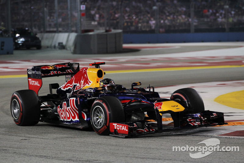 Red Bull RB8 - 7 victorias
