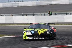 #46 Kessel Racing Ferrari 458 Italia: Valentino Rossi, Alessio Salucci, Andrea Ceccato