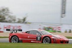 #10 SOFREV ASP Ferrari 458 Italia: Maurice Ricci, Gabriel Balthazard, Jérome Policand