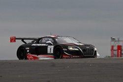 #1 Belgian Audi Club Team WRT, Audi R8 LMS ultra: Christopher Haase, Christopher Mies, Stéphane Orte