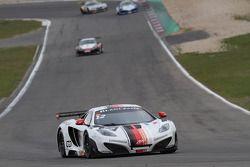 #12 ART Grand Prix McLaren MP4-12C GT3: Gregoire Demoustier, Duncan Tappy