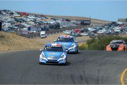 Yvan Muller, Chevrolet Cruze 1.6T, Chevrolet voor Robert Huff, Chevrolet Cruze 1.6T, Chevrolet