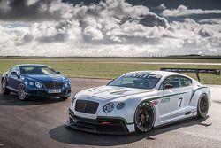 The Bentley GT3