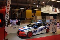 Valliante in the Eurosport Stand