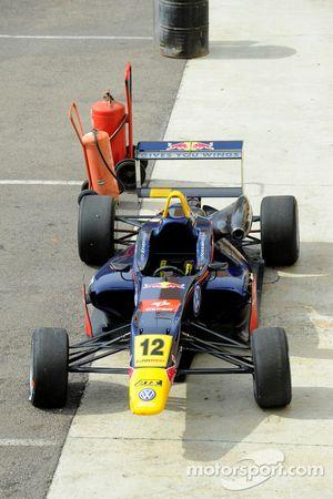 Карлос Саинс-мл.. Валенсия, субботняя гонка.