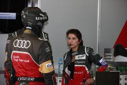 Leena Gade, Audi race engineer