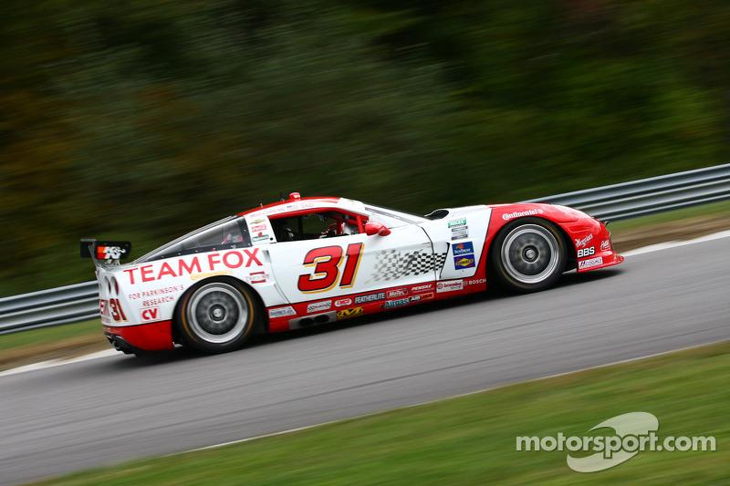 # 31 Marsh Racing Whelen Engineering Chevrolet Corvette: Eric Curran, Boris Said