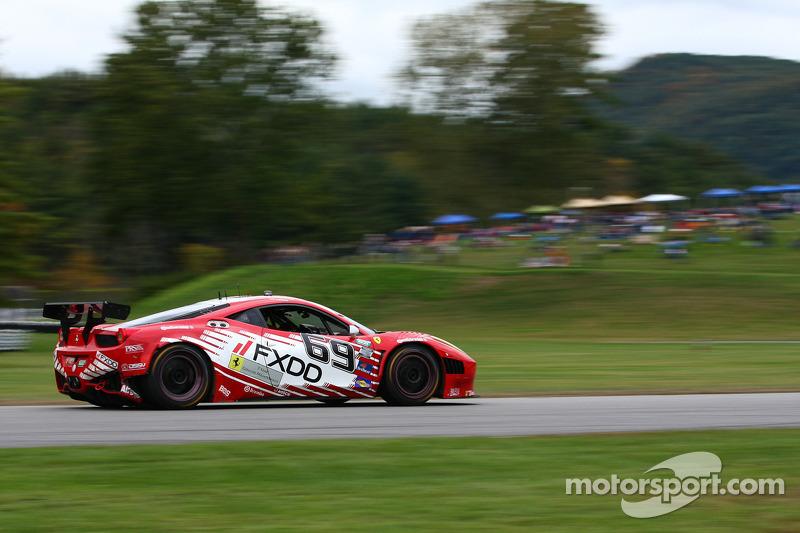 # 69 Aim Autosport Team FXDD Racing With Ferrari 458: Emil Assentato, Jeff Segal