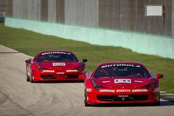 #141 Ferrari of San Francisco 458CS: John Baker