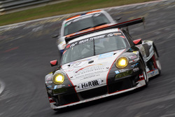 #59 Team Manthey Porsche 911 GT3 RSR: Georg Weiss, Oliver Kainz, Michael Jacobs