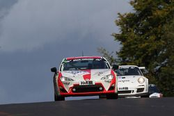 #528 Toyota Suisse Racing Team Toyota GT86: Natacha Gachnang, Oliver Burri, Andreas Lanz