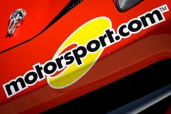 #8 Ferrari of Ft Lauderdale, 458TP, Motorsport.com Logo