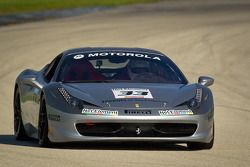 #33 Ferrari of San Francisco 458CS: Peter Carlino