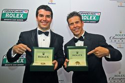 DP champions Scott Pruett and Memo Rojas