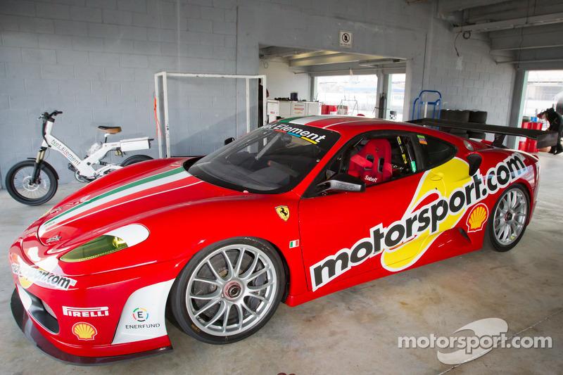 Ferrari F430 Challenge Motorsport.com Rennwagen