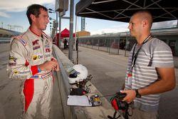 #458 Ferrari of Beverly Hills 458TP: Kevin Marshall