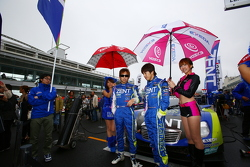 Yuji Tachikawa, Kohei Hirate