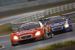 #6 Lexus Team LeMans Eneos Lexus SC430: Daisuke Ito, Kazuya Oshima