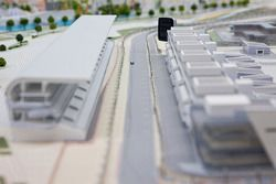 Officials onthullen 3D model Sochi circuit GP van Rusland
