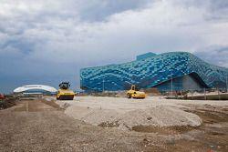 Constructie Sochi F1 circuit
