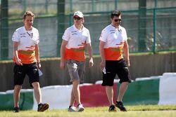 Nico Hulkenberg, Sahara Force India Formula 1 Team