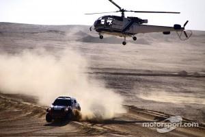 #302 MINI All4: Khalifa Al-Mutaiwei and Andreas Schulz