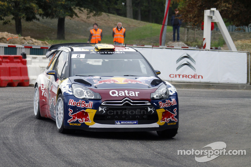 Thierry Neuville And Nicolas Gilsoul Citroen Junior World Rally