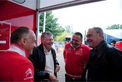 Yves Matton, hoofd van Citroën Rally Sport