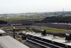 Timo Glock, Marussia F1 Team a scenic view, circuit