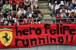 Banner for Felipe Massa