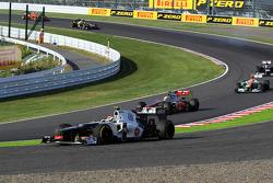 Sergio Pérez, Sauber se sigue