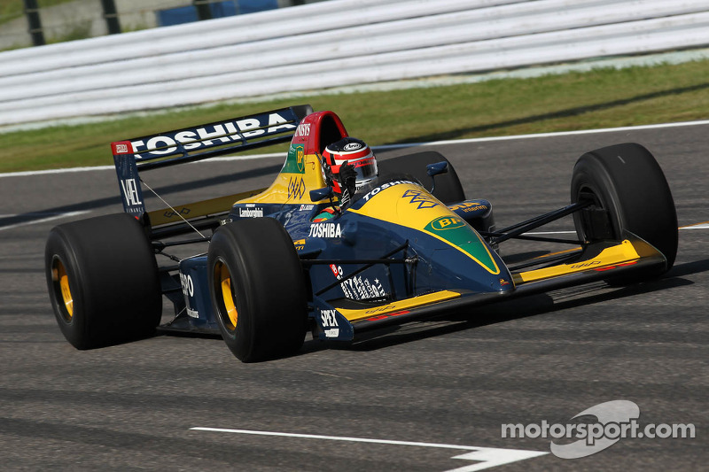 Lola / Venturi / Larrousse (1987-1994)