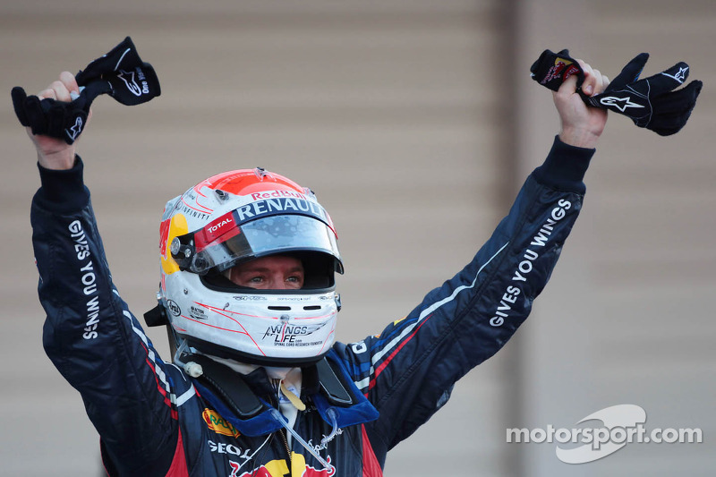 Sebastian Vettel en el GP de Japón 2012 (Red Bull)