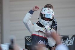 Derde plaats Kamui Kobayashi, Sauber F1 Team