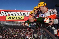 Winnaars Jamie Whincup en Paul Dumbrell, Team Vodafone