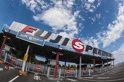 Welkom op Fuji Speedway