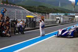 Toyota Racing fotoshoot