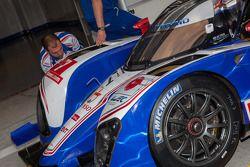 Toyota Racing team