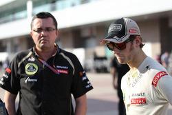 Eric Boullier, Lotus Renault F1 Team