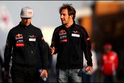 Daniel Ricciardo, Scuderia Toro Rosso en Jean-Eric Vergne, Scuderia Toro Rosso