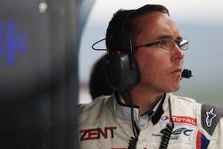 Toyota ORECA technical director David Floury