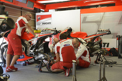 Ducati miembors del equipo