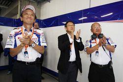 Toyota Racing blij met pole