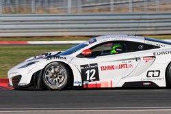 #12 ART Grand Prix McLaren MP4/12C: Gregoire Demoustier, Duncan Tappy
