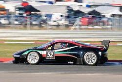 #52 AF Corse Ferrari 458 Italia: Niek Hommerson, Louis Machiels, Alessandro Pier Guidi